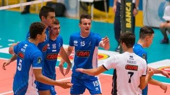 Volley: A2 Maschile,  la 3a giornata si apre con Club Italia-Bergamo