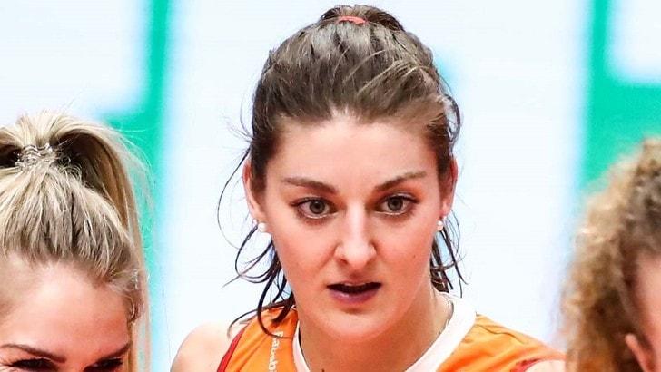 Volley: A1 Femminile, Monza perde Anne Buijs per un mese