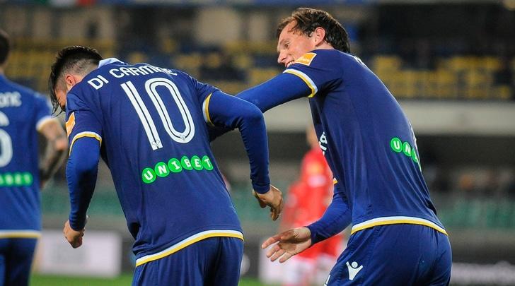 Serie B: Verona a -1 dal Pescara, accorciano Brescia e Cittadella. Rialza la testa il Livorno
