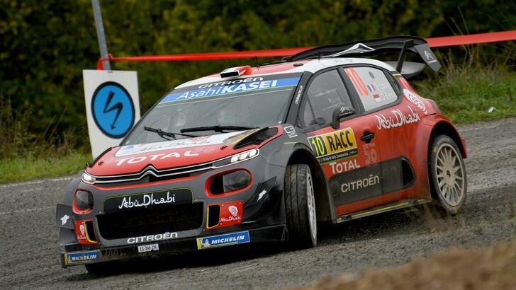 Rally di Spagna: vittoria di Loeb, Ogier secondo