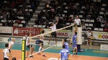 Volley: A2 Maschile, Girone Blu: Piacenza raggiunge Bergamo in vetta