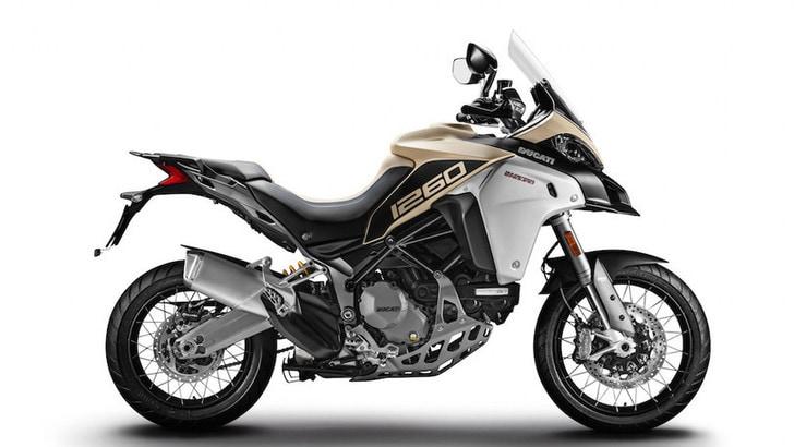 Ducati Multistrada 1260 Enduro 2019, ecco come cambia