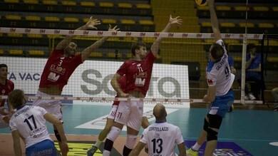 Volley: A2 Maschile, Girone Blu: Catania fa suo il posticipo della 4a giornata