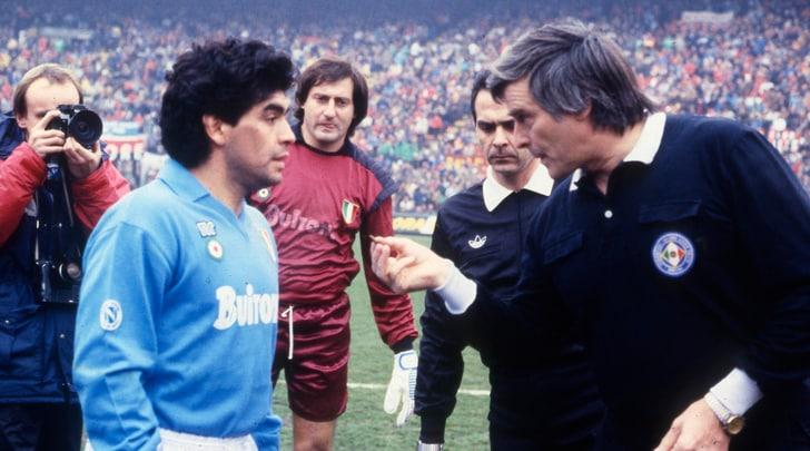 7f7511c6909a3 Gli auguri del Napoli a Diego Armando Maradona per il suo 58° compleanno