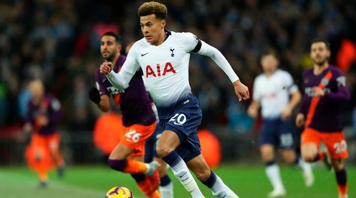 Tottenham, è ufficiale: Dele Alli rinnova fino al 2024