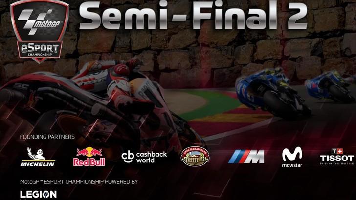 MotoGP eSport: oggi a Madrid si decide la stagione