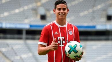 Bild: «James Rodriguez-Bayern Monaco, è rottura. C'è la Juventus»