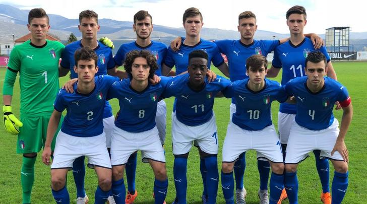 Lo juventino Tongya lancia l'Italia Under 17: 3-0 all'Armenia, Europei a un passo
