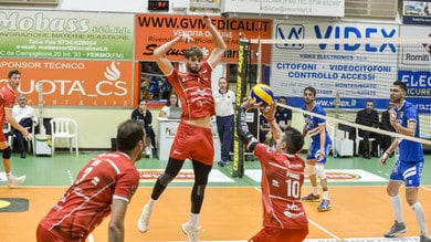 Volley: A2 Maschile, Girone Bianco e Girone Blu domani in campo per la 4a giornata
