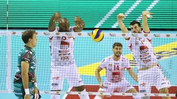 Volley: Superlega, Civitanova-Perugia match clou del turno infrasettimanale
