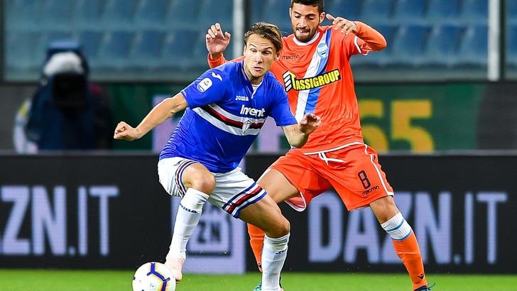 Serie A Spal, infortunio alla caviglia per Valoti