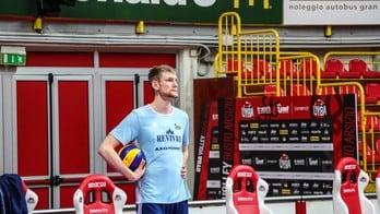 Volley: Superlega,  Hirsch torna in Italia, giocherà a Milano