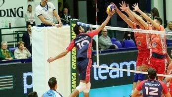 Volley: Superlega, Modena supera Milano ed è seconda ad un punto da Perugia