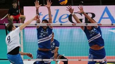 Volley: A2 Maschile, Girone Blu: comanda Bergamo