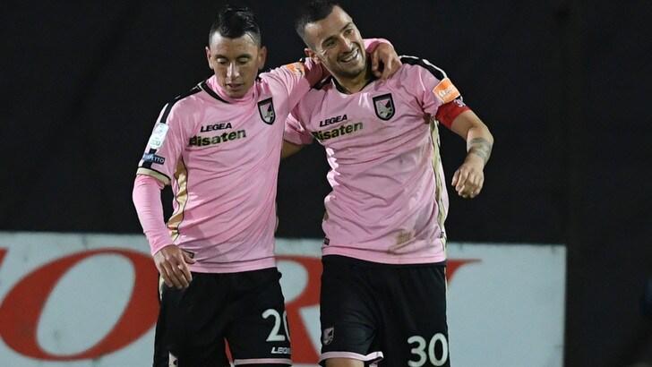 Serie B: Palermo per il primo posto, l'«1» sul Cosenza a 1,57