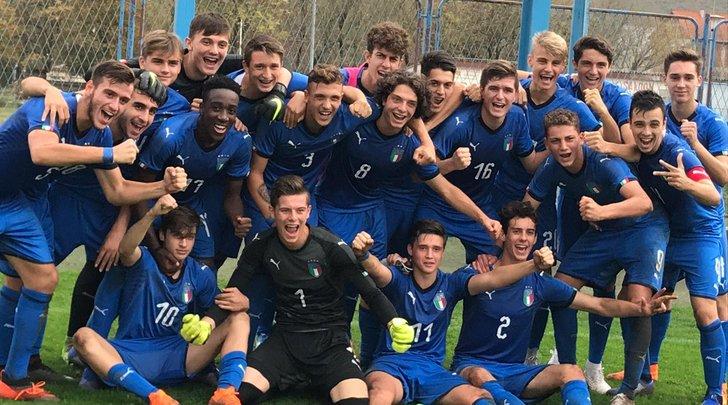 Europei U17, lo juventino Lamanna cala il tris: Italia-Croazia 3-0