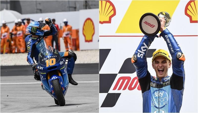 Moto2, Bagnaia è Campione del Mondo! Il film del trionfo