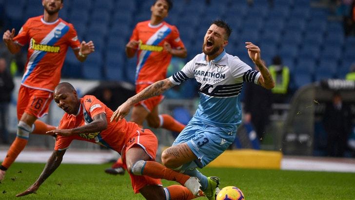 Serie A Lazio-Spal 4-1, il tabellino