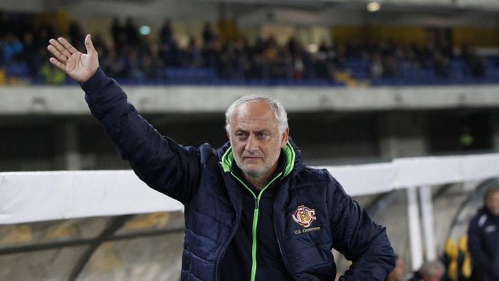 Serie B Cremonese, è ufficiale l'esonero di Mandorlini