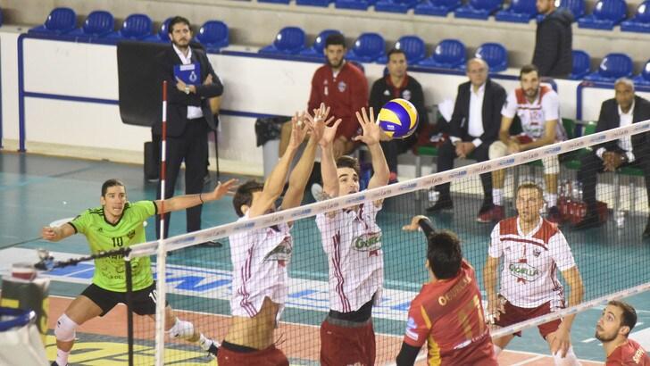 Volley: A2 Maschile, Girone Blu: conferme per Bergamo, Grottazzolina non molla