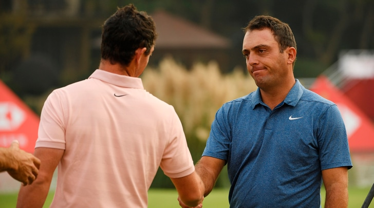 Race to Dubai, Molinari resta leader