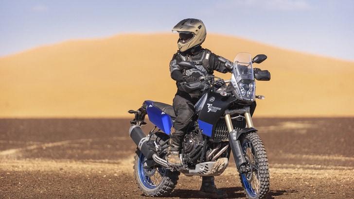 Yamaha Ténéré 700: svelata al Salone di Milano