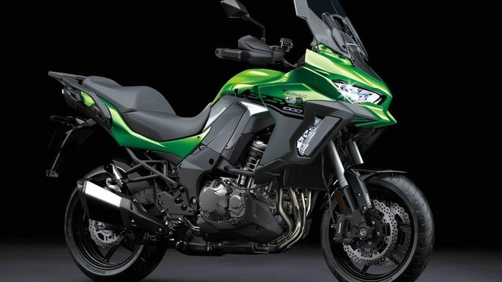 Nuova Kawasaki Versys 1000