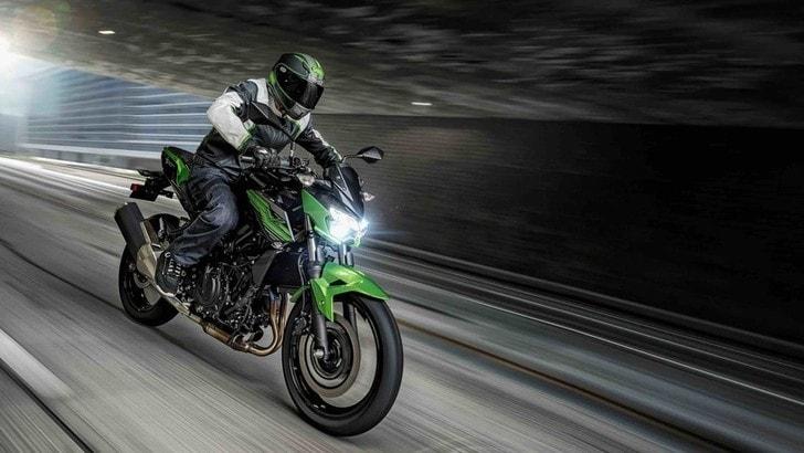 Kawasaki Z400: per sognare in grande
