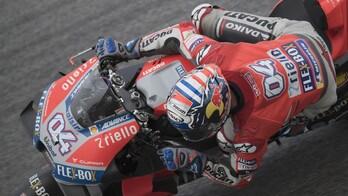 MotoGp Ducati, botta e risposta tra Dovizioso e Lorenzo