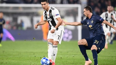 Champions League Juventus-Manchester United 1-2, il tabellino