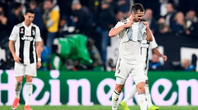 Juventus, super Ronaldo non basta. Lo United passa 2-1 a Torino