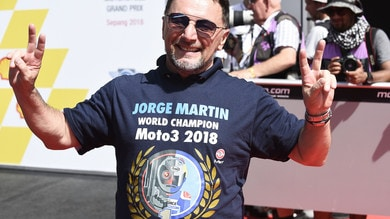 Moto3, Gresini: «Martin a metà tra Lorenzo e Marquez»