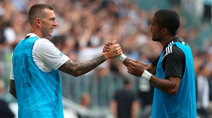 Juventus, Bernardeschi-Douglas Costa: due ali in più per San Siro