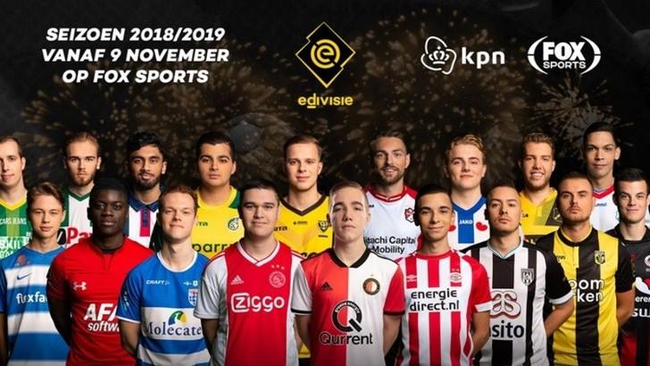 Olanda: annunciata la nuova stagione competitiva su FIFA19
