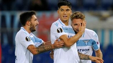 Lazio-Marsiglia2-1: Inzaghi qualificato, Garcia eliminato