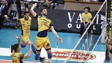 Volley: Superlega, Verona si impone al quinto nella battaglia di Siena