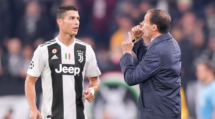 Milan-Juventus, la probabile formazione di Allegri