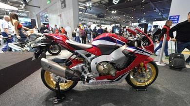 Honda CBR1000RR Fireblade 2019, elettronica derivata dalle corse
