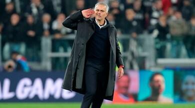 Mourinho:«Con la Juventus abbiamo dimostrato di poter battere chiunque»
