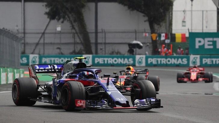 F1 Brasile, Gasly: «Toro Rosso pronta a risalire in classifica»