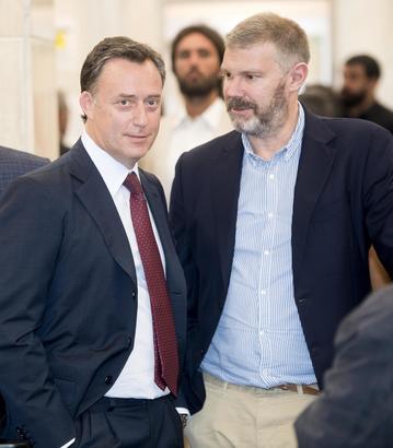 Parma,Pietro Pizzarotti nuovo presidente