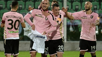 Serie B: Palermo-Pescara, in quota vola l'«1»