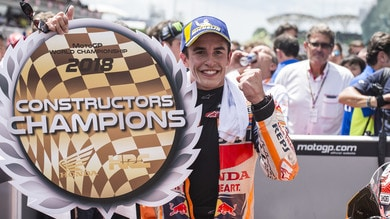 MotoGp, Marquez: «Voglio vincere anche il Triple Crown»