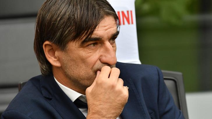 Serie A Genoa, Juric: «Piatek stia sereno, a volte il gol non arriva»