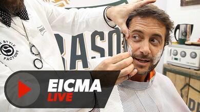 Pelo e... contropelo: Paolo Fabiano, KTM - Video