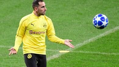 Bundesliga, colpo Dortmund sul Bayern a 3,10