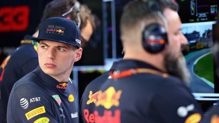 F1, Brasile: Verstappen in testa nelle prime libere, secondo Vettel