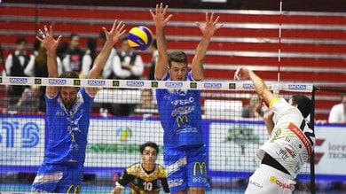 Volley: A2 Maschile, Girone Bianco: Brescia suona la quinta, Mondovì batte Alessano