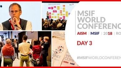 MSIF World Conference: i giovani protagonisti