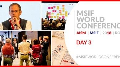 MSIF World Conference: i giovani protagonisti